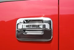 Dodge Ram 2500 Putco HarleyDavidson Lettering Door Handle Covers