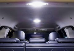 Ford Fiesta Putco Premium Interior LED Dome Light Kits