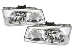 Chevrolet S10 APC Headlights