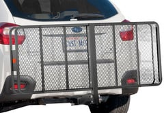 BMW 745Li Curt Basket Style Cargo Carrier