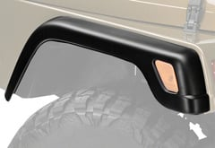 Jeep Wrangler Rugged Ridge Replacement Fender Flare