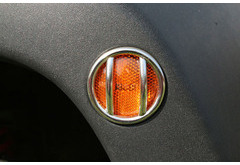 Rugged Ridge Euro Side Marker Light Guards