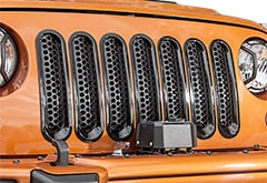 Jeep Wrangler Rugged Ridge Trim Grille Insert