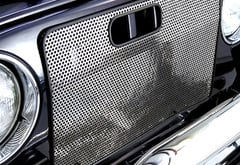 Jeep Wrangler Rugged Ridge Radiator Bug Shield
