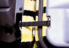 Rugged Ridge Adjustable Door Straps