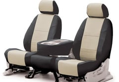 Nissan Versa Coverking Leatherette Seat Covers