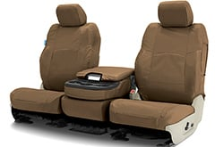 Nissan Cube Coverking Ballistic Seat Covers