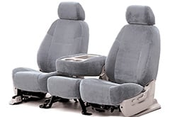 Hummer H3 Coverking Velour Seat Covers