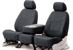 Hummer H3 Coverking Genuine Leather Seat Covers