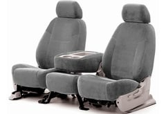 BMW X3 Coverking Suede Seat Covers