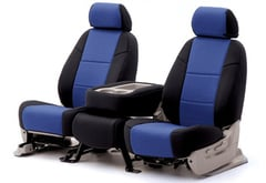 BMW 530i Coverking Neosupreme Seat Covers