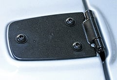 Rugged Ridge Hood Hinges