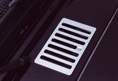 Rugged Ridge Hood Vent Cover