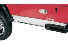 Jeep Wrangler Rugged Ridge Rocker Panels