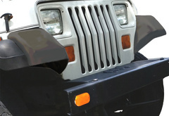 Jeep Wrangler Rugged Ridge Molded Fender Guards