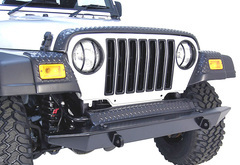 Jeep Wrangler Rugged Ridge Body Armor Kit