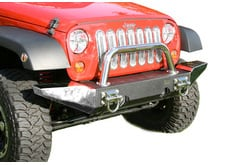 Jeep CJ7 Rugged Ridge eXtreme Heavy Duty Bumper System & Accessories