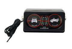 Rugged Ridge Roll & Pitch Indicators