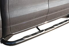 Nissan Pathfinder Westin E Series Step Bars