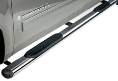 GMC Acadia Westin SaddlePad Oval Tube Step Bars