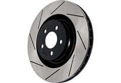 Ford F-550 Power Slot Slotted Brake Rotors