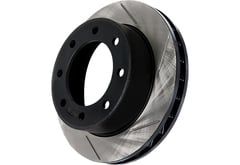 Volvo Power Slot Cryo Brake Rotors