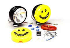 Ford F-550 KC Hilites Daylighter DIY Long Range Light Kit