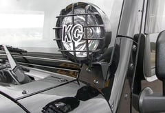 KC Hilites Light Brackets