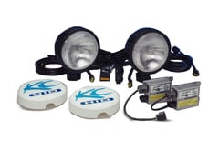 Ford F-550 KC Hilites HID DayLighter Fog Light Kit