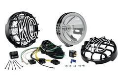 Ford F-550 KC Hilites SlimLite Long Range Light Kit