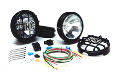 KC Hilites SlimLite Driving Light Kit