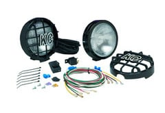 Ford F-550 KC Hilites SlimLite Fog Light Kit