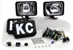 Mitsubishi Raider KC Hilites 69 Series Long Range Light Kit