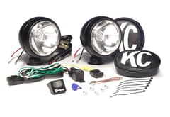 Ford F-550 KC Hilites 50 Series Long Range Light Kit
