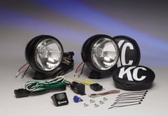 Ford F-550 KC Hilites 50 Series Fog Light Kit