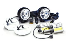 Ford F-450 KC Hilites HID Long Range Light Kit
