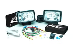 Ford F-450 KC Hilites 57 Series Long Range Light Kit