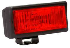 Ford F-450 KC Hilites Emergency Light
