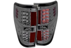 Mercedes-Benz E350 Anzo LED Tail Lights
