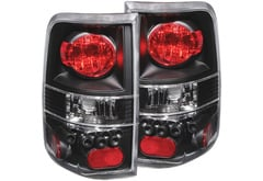 Ford F-250 Anzo Tail Lights