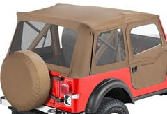 Jeep Wrangler Bestop Supertop Soft Top