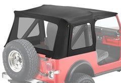 Jeep Wrangler Bestop Supertop Replacement Skin