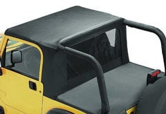 Jeep Wrangler Bestop Halftop Soft Top