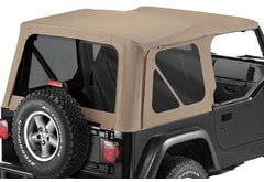 Jeep CJ5 Bestop Replace A Top Soft Top