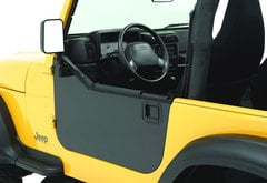 Jeep CJ5 Bestop Highrock Element Front Door Enclosure Kit