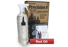 Infiniti FX35 S&B Precision Cleaning & Oil Service Kit