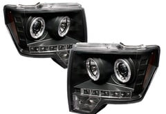 Hummer H2 IPCW Headlights