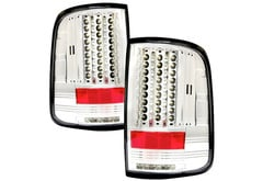 Jeep Liberty IPCW LED Tail Lights