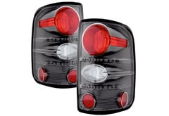 GMC Safari IPCW Euro Tail Lights