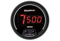 BMW 525i AutoMeter Sport Comp Digital Series Gauge